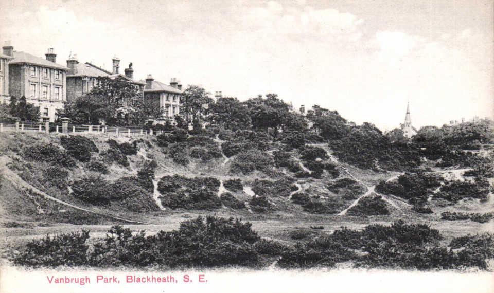 About the estate ~ Vanbrugh Park Estate